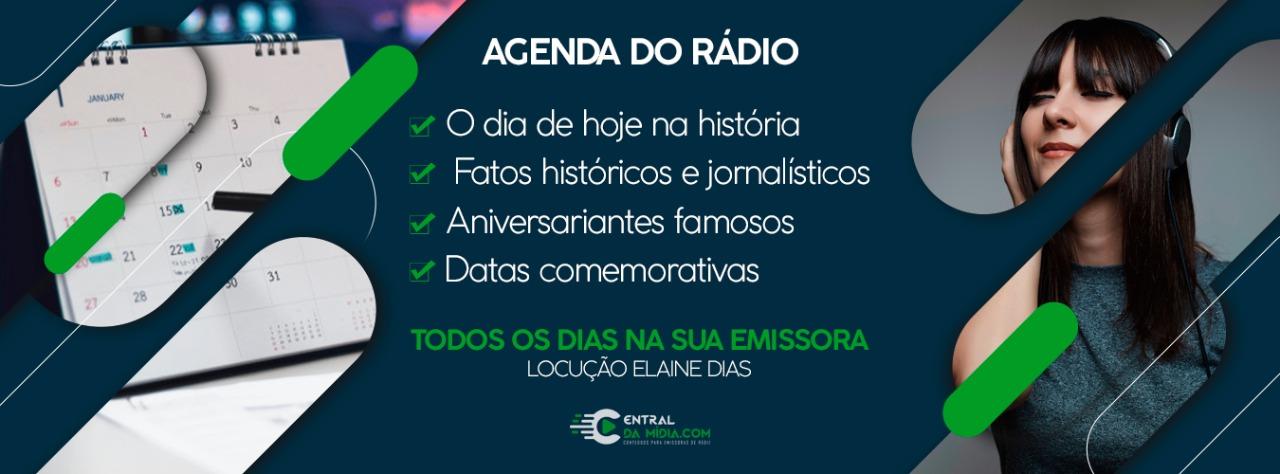 Agenda do Rádio